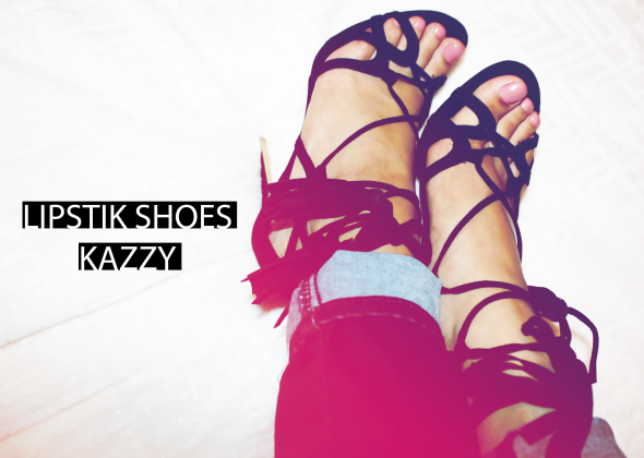 Lipstik Shoes Kazzy